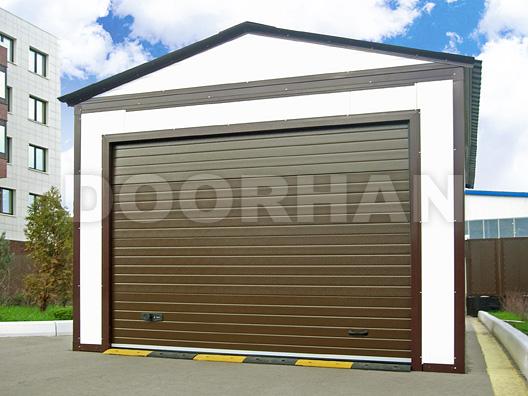 Проектирование гаражей и автостоянок